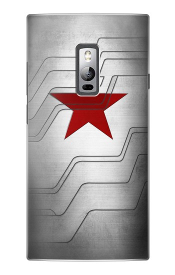 Printed Winter Soldier Bucky Arm Texture OnePlus 2 Case