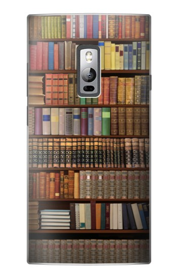 Printed Bookshelf OnePlus 2 Case