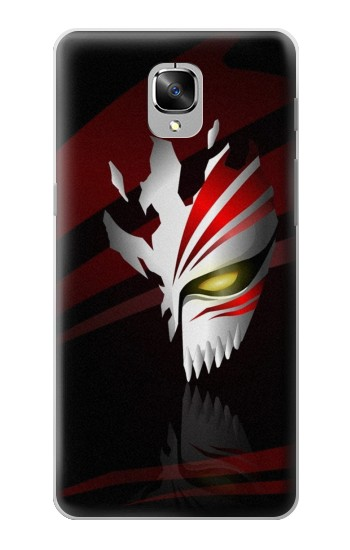 Printed Bleach Hollow Mask OnePlus 3 Case