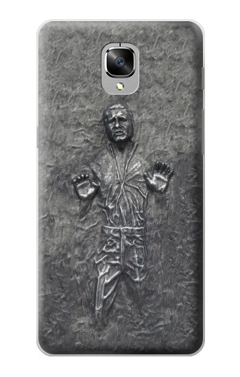 Printed Han Solo in Carbonite OnePlus 3 Case