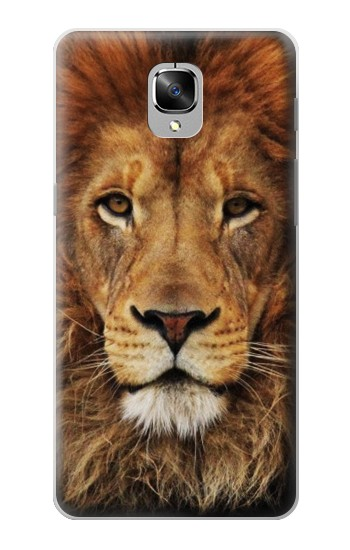 Printed Lion King of Beasts OnePlus 3 Case