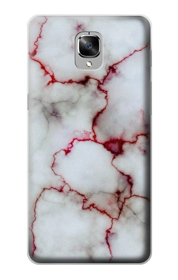 Printed Bloody Marble OnePlus 3 Case