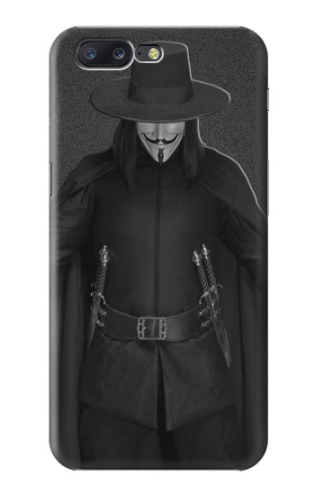 Printed V Mask Guy Fawkes Anonymous Asus Zenfone 6 A600CG Case