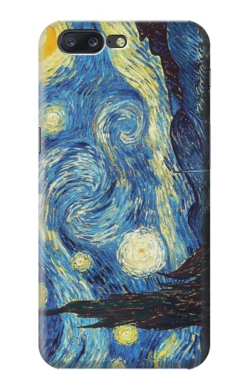 Printed Van Gogh Starry Nights Asus Zenfone 6 A600CG Case