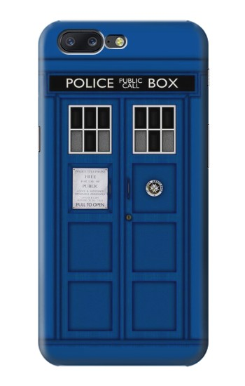Printed Doctor Who Tardis Asus Zenfone 6 A600CG Case