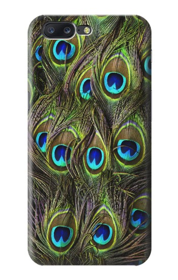 Printed Peacock Feather Asus Zenfone 6 A600CG Case