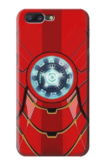 Printed Ironman Armor Arc Reactor Graphic Printed Asus Zenfone 6 A600CG Case