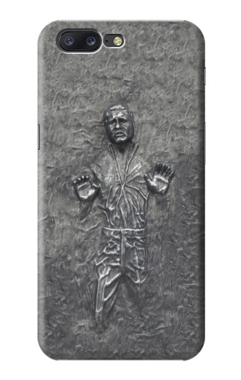Printed Han Solo in Carbonite Asus Zenfone 6 A600CG Case