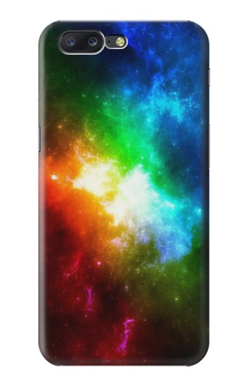 Printed Colorful Rainbow Space Galaxy Asus Zenfone 6 A600CG Case