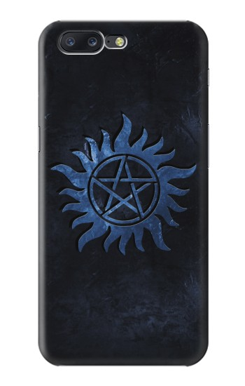 Printed Supernatural Anti Possession Symbol Asus Zenfone 6 A600CG Case