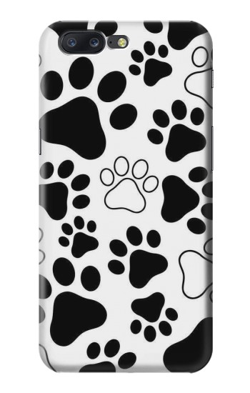 Printed Dog Paw Prints Asus Zenfone 6 A600CG Case
