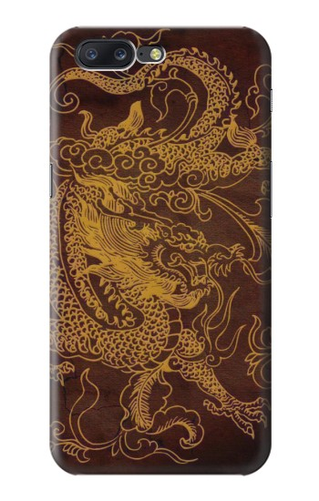 Printed Chinese Dragon Asus Zenfone 6 A600CG Case