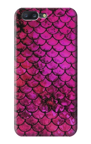 Printed Pink Mermaid Fish Scale Asus Zenfone 6 A600CG Case
