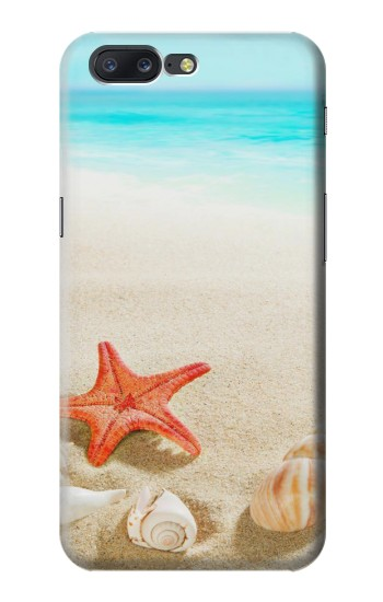 Printed Sea Shells Starfish Beach Asus Zenfone 6 A600CG Case