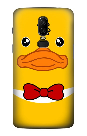 Printed Yellow Duck OnePlus 6 Case