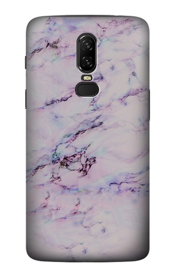 Printed Seamless Pink Marble OnePlus 6 Case