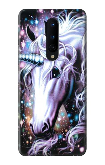 Printed Unicorn Horse OnePlus 8 Case