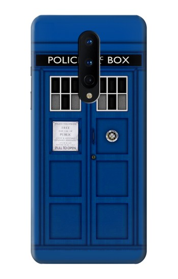 Printed Doctor Who Tardis OnePlus 8 Case