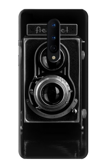 Printed Vintage Camera OnePlus 8 Case