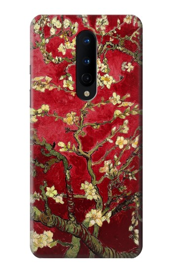 Printed Red Blossoming Almond Tree Van Gogh OnePlus 8 Case