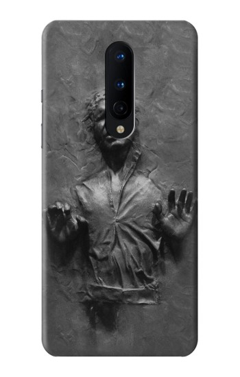 Printed Han Solo Frozen in Carbonite OnePlus 8 Case