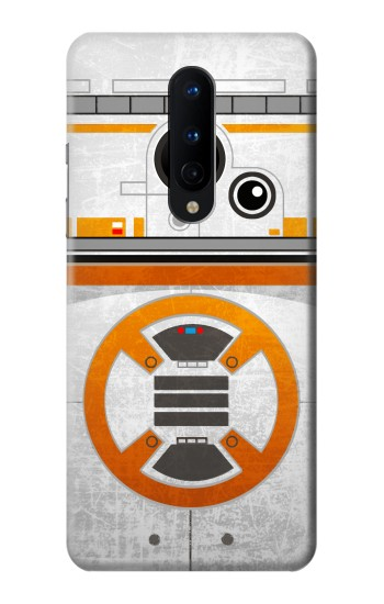 Printed BB-8 Rolling Droid Minimalist OnePlus 8 Case