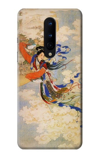 Printed Chang-E Moon Goddess OnePlus 8 Case