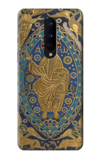 Printed Book Cover Christ Majesty OnePlus 8 Case