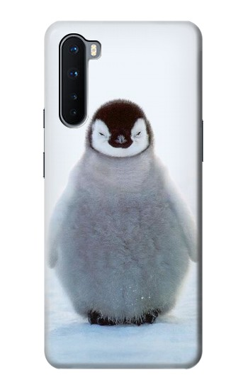 Printed Penguin Ice OnePlus Nord Case