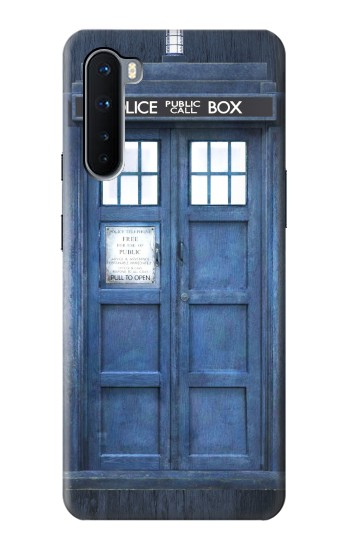 Printed Doctor Who Tardis OnePlus Nord Case