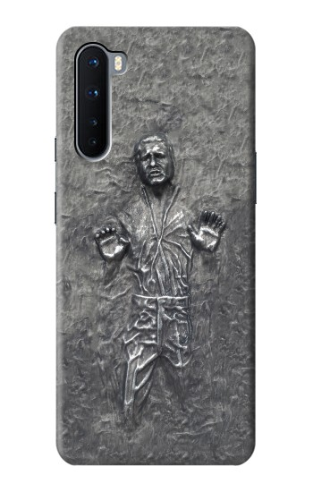 Printed Han Solo in Carbonite OnePlus Nord Case