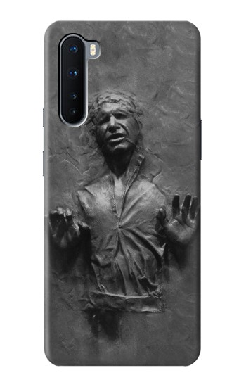 Printed Han Solo Frozen in Carbonite OnePlus Nord Case