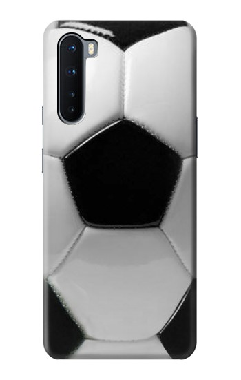 Printed Soccer Football Ball OnePlus Nord Case