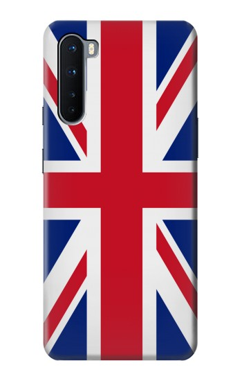 Printed Flag of The United Kingdom OnePlus Nord Case