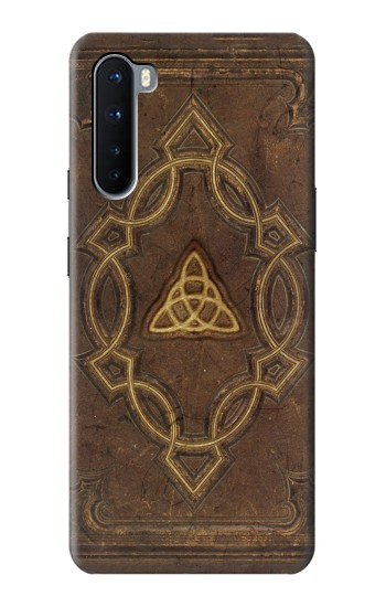 Printed Spell Book Cover OnePlus Nord Case