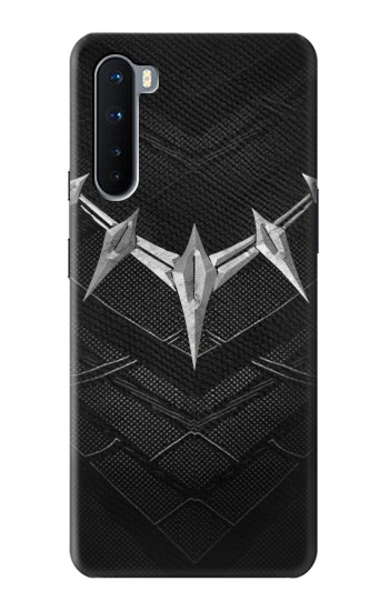 Printed Black Panther Inspired Costume Necklace OnePlus Nord Case