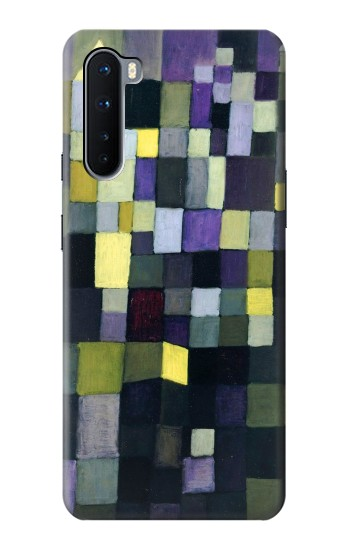 Printed Paul Klee Architecture OnePlus Nord Case