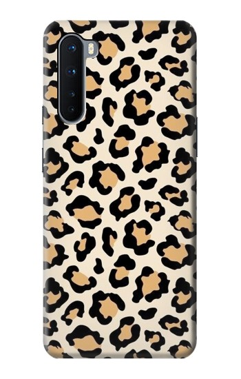 Printed Fashionable Leopard Seamless Pattern OnePlus Nord Case