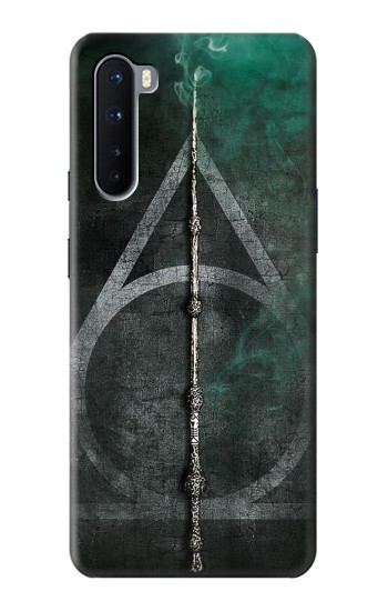Printed Harry Potter Magic Wand OnePlus Nord Case