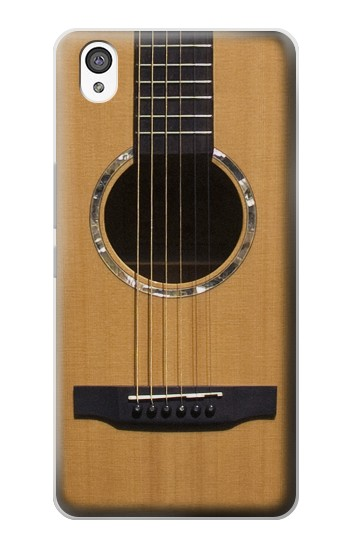 Printed Acoustic Guitar OnePlus X Case