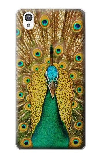 Printed Peacock OnePlus X Case