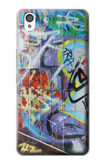 Printed Wall Graffiti OnePlus X Case