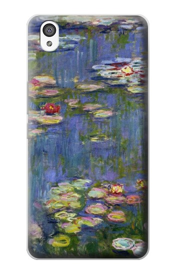 Printed Claude Monet Water Lilies OnePlus X Case