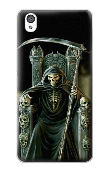Printed Grim Reaper Skeleton King OnePlus X Case