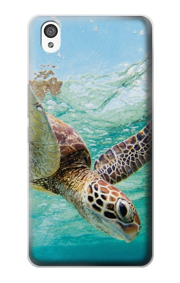Printed Ocean Sea Turtle OnePlus X Case