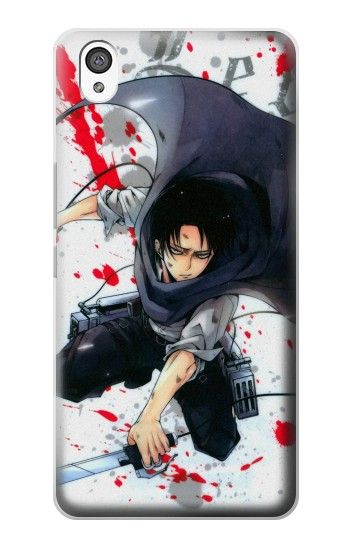 Printed Attack on Titan Rivaille Levi OnePlus X Case