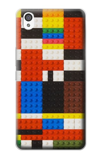 Printed Brick Toy Lego Graphic Printed OnePlus X Case