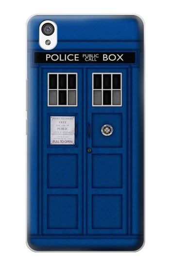 Printed Doctor Who Tardis OnePlus X Case