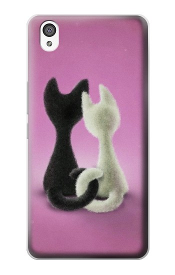 Printed Love Cat OnePlus X Case