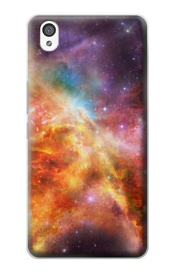 Printed Nebula Rainbow Space OnePlus X Case